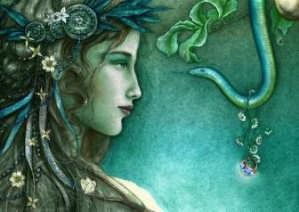 eve serpent