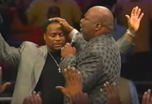 eddie long and td jakes