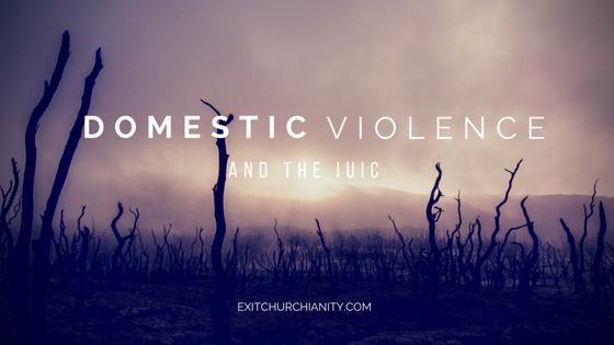 domestic violence and the IUIC